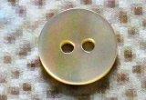 高瀬貝ボタン かわいいベージュ色 SH-1104  11.5mm