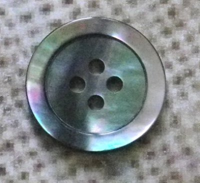 画像3: 黒蝶貝ボタン スーツ1着分セット 定番型 SH-117