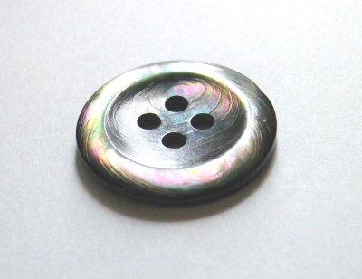 画像4: 黒蝶貝ボタン スーツ専用型 1着分セット 最高級ボタン SH-2202