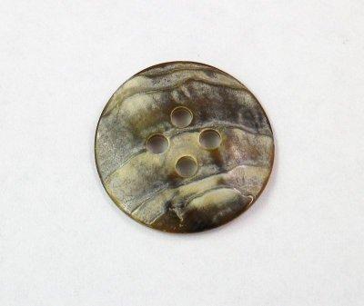 画像4: 黒蝶貝 ゼブラ柄の裏使い 4穴  スーツ1着分SET