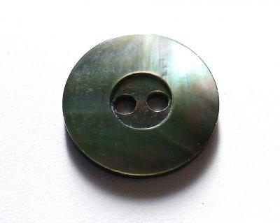 画像4: 黒蝶貝ボタン エレガントな2穴スーツ1着分  SPH-127