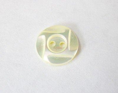 画像1: 高瀬貝ボタン 4面カットの高級品 SH-1208